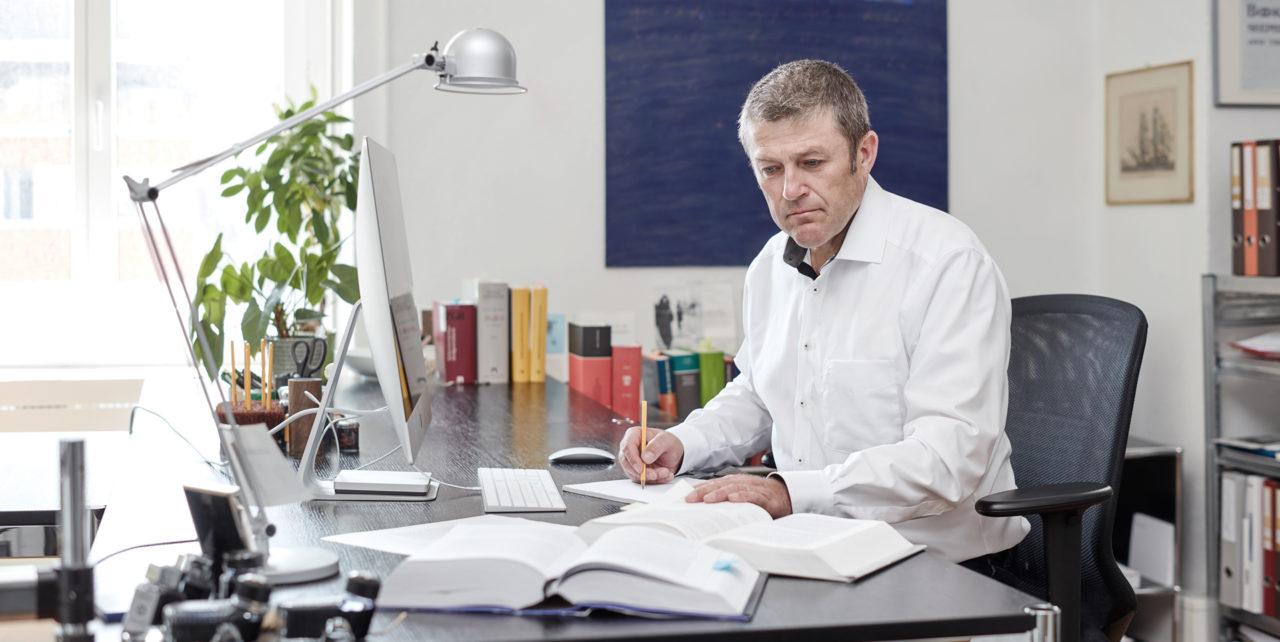 Michael Felber - der Fachmann
